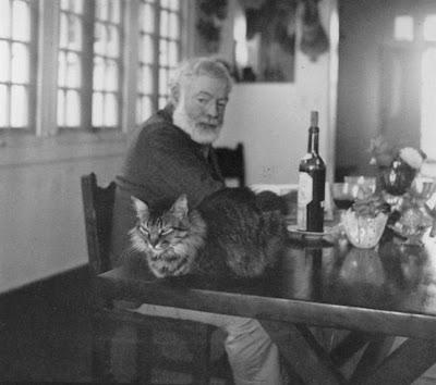 Ernest Hemingway , (fragmento de por quien doblan las campanas)