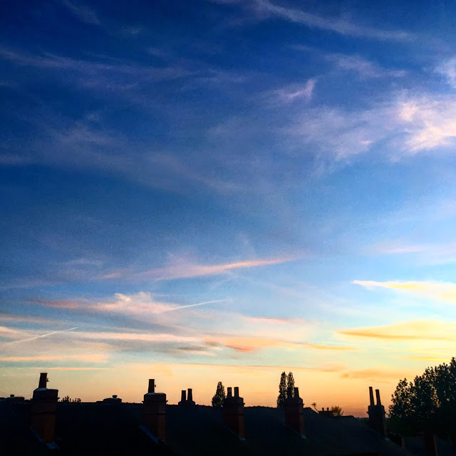 Wakefield Sunset