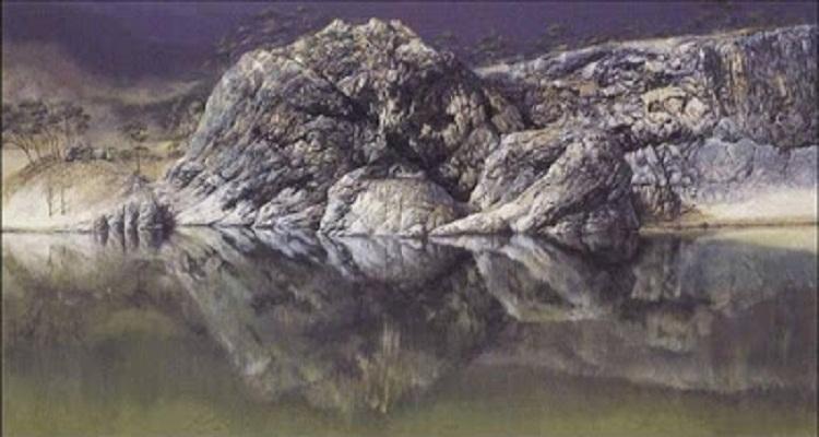 صورة حيرت العالم ...اتقر على الصورة و (ميل برأسك) الى جهة اليسار لترى الإبـداع الإلهي