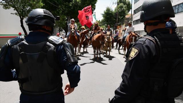 Policías mexicanos confiesan haber disparado a maestros de CNTE