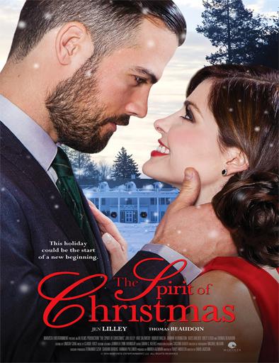Ver Atrapado en la Navidad (The Spirit of Christmas) (2015) Online