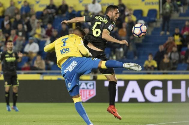 Gol de Boateng a pase de Dani Castellano