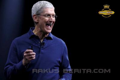 Apple Pun Unjuk Gigi