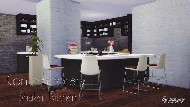 Sims 4 Cc Vintage Kitchen Imgurl
