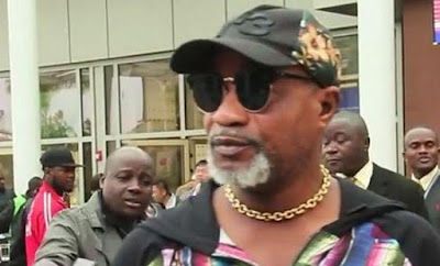 Congolese musician Koffi Olomide has been deported from Kenya