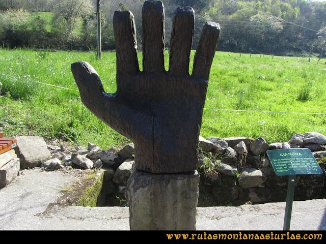 Camino Encantado Llanes: La Manona