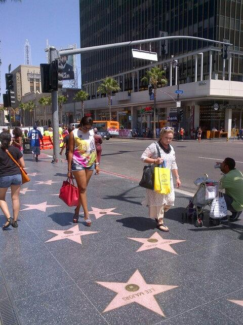 ebube nwagbo hollywood walk of fame