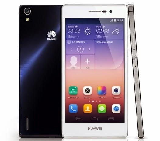 Smartphone dengan Layar Safir