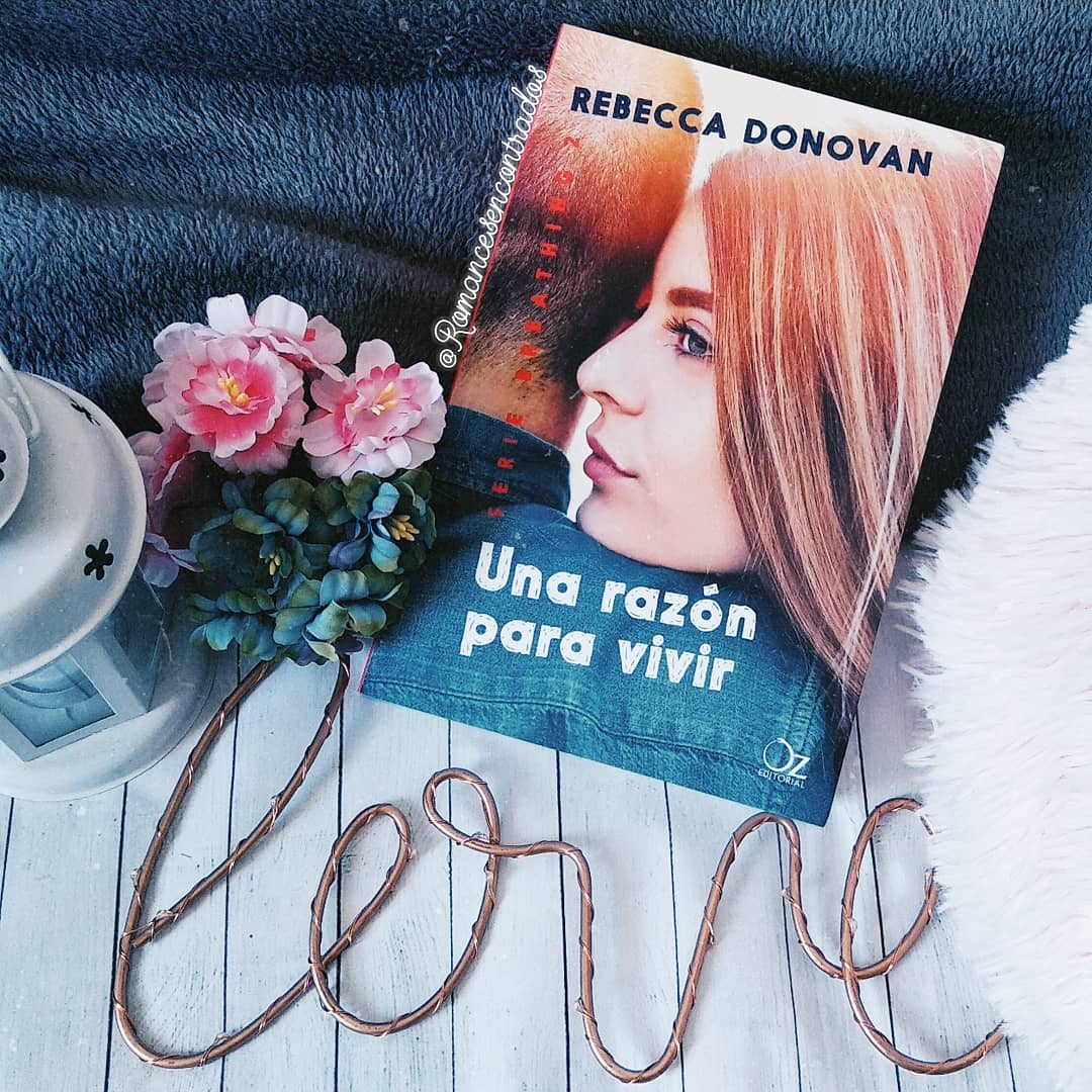Foto del libro Una razon para vivir de la autora Rebecca Donovan
