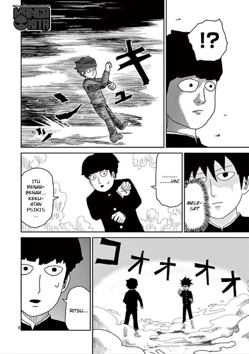 Mob Psycho 100 Chapter 30-9