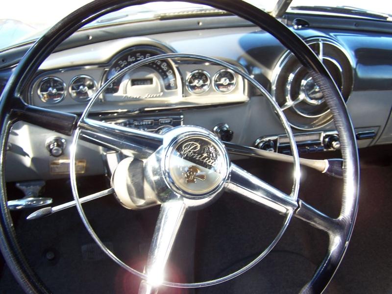 Pontiac Dash on Car Carburetor