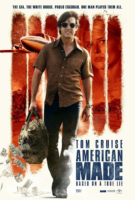 Sinopsis American Made 2017 (Tom Cruise, Sarah Wright)