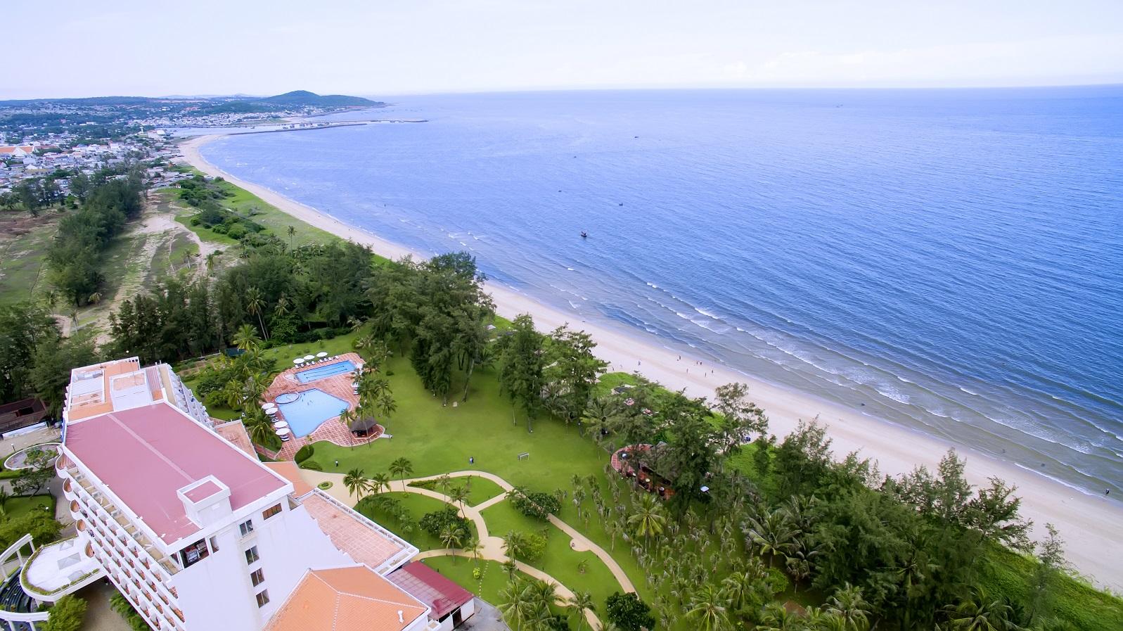 Khu dự án đô thị du lịch biển Ocean Dunes Phan Thiết