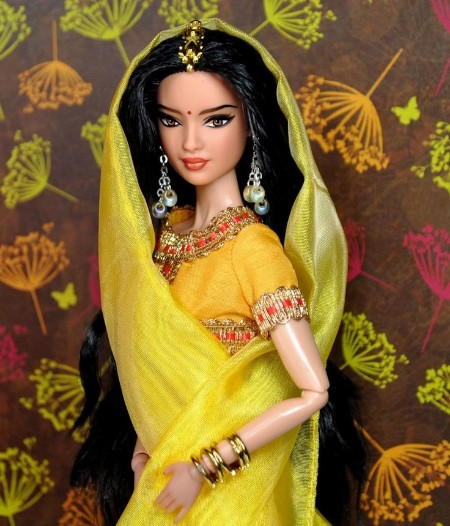cute beautiful barbie doll images