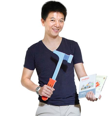 FutureWard未來產房共同創辦人楊育修