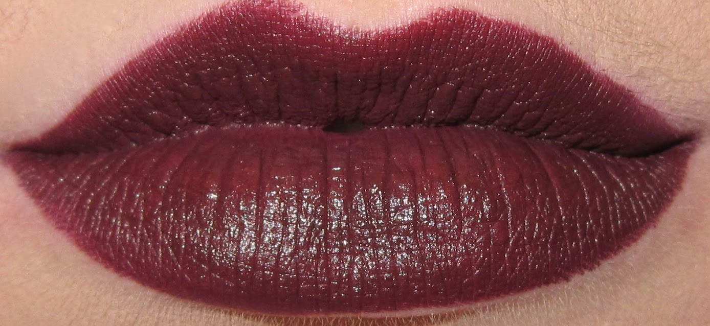 Top MAC Lipstick Swatches | The first step is admitting you have a problem ST09