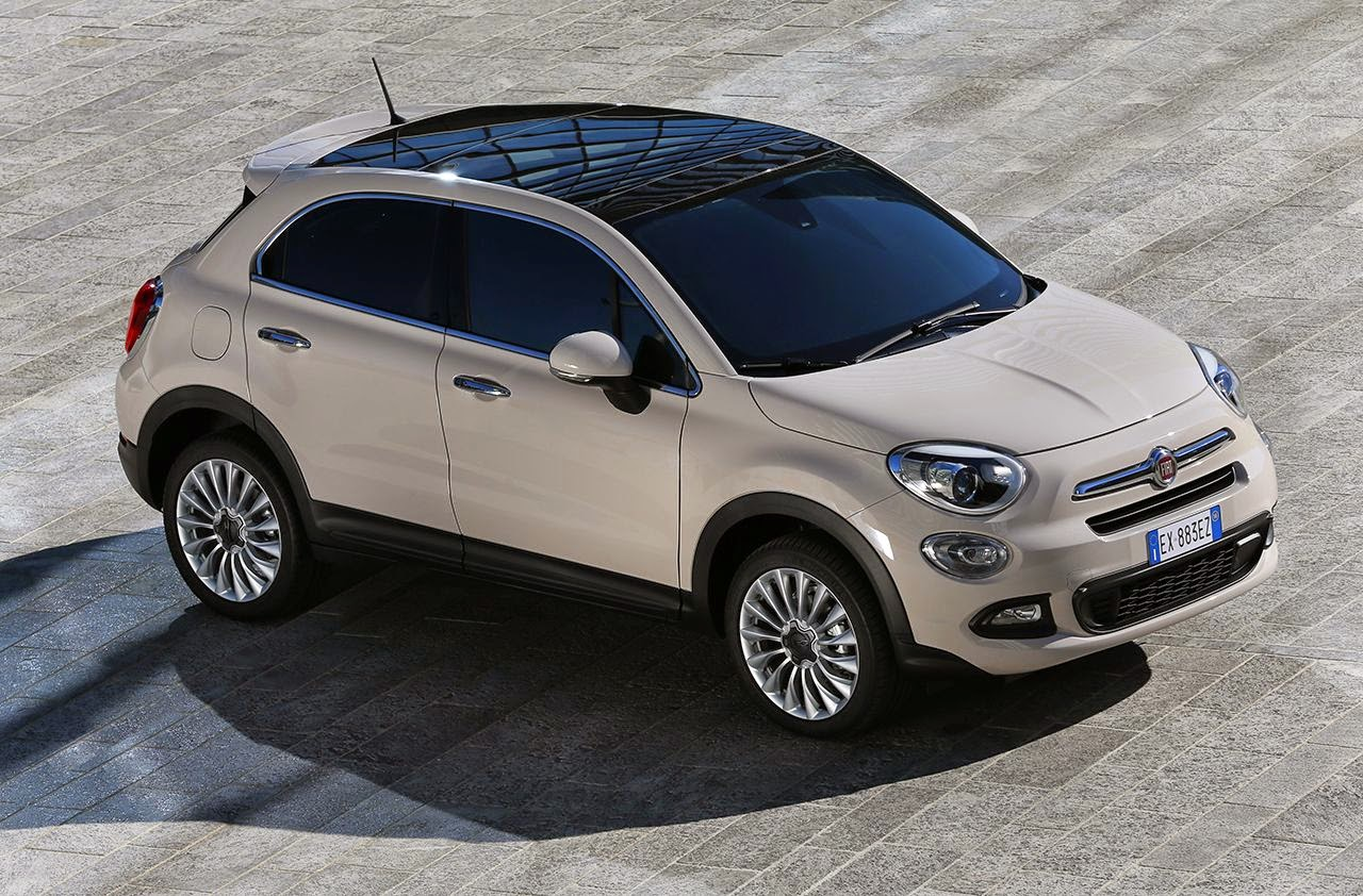 tutto su fiat 500x. Black Bedroom Furniture Sets. Home Design Ideas