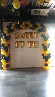 dekorasi balon gate savetty parrty