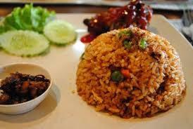 Resepi Nasi Goreng Ayam Special
