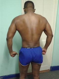 gaining 9kg in 3 months bulking