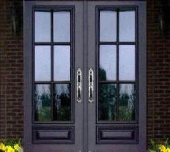 How To Lock Double Doors Double Doors Double Entry