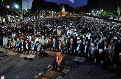 Solat Subuh Seperti Solat Jumaat Di Turki
