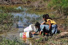 Crisis del agua México