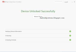 Cara Mudah Unlock Bootloader Xiaomi Redmi 3