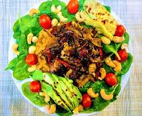 Savory Cassava- Carrot Waffles or Tortillas (Paleo, Gluten-free, Grain-free, Whole30, Dairy-free, Vegan).jpg