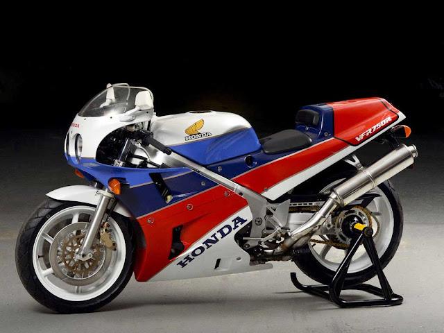 Honda RC30 Specification