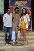 Parineeti Chopra with Ayushmann Khurrana at the Launch of Trailer of Meri Pyaari Bindu 051.JPG