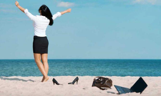 Η μακροζωία βρίσκεται στα πόσα ρεπό παίρνεις από την δουλειά σου