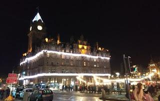 Hotel Balmoral de Edimburgo.