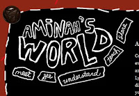 Aminah's World homepage