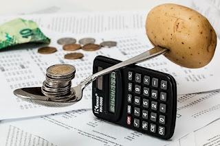 finansial stabil
