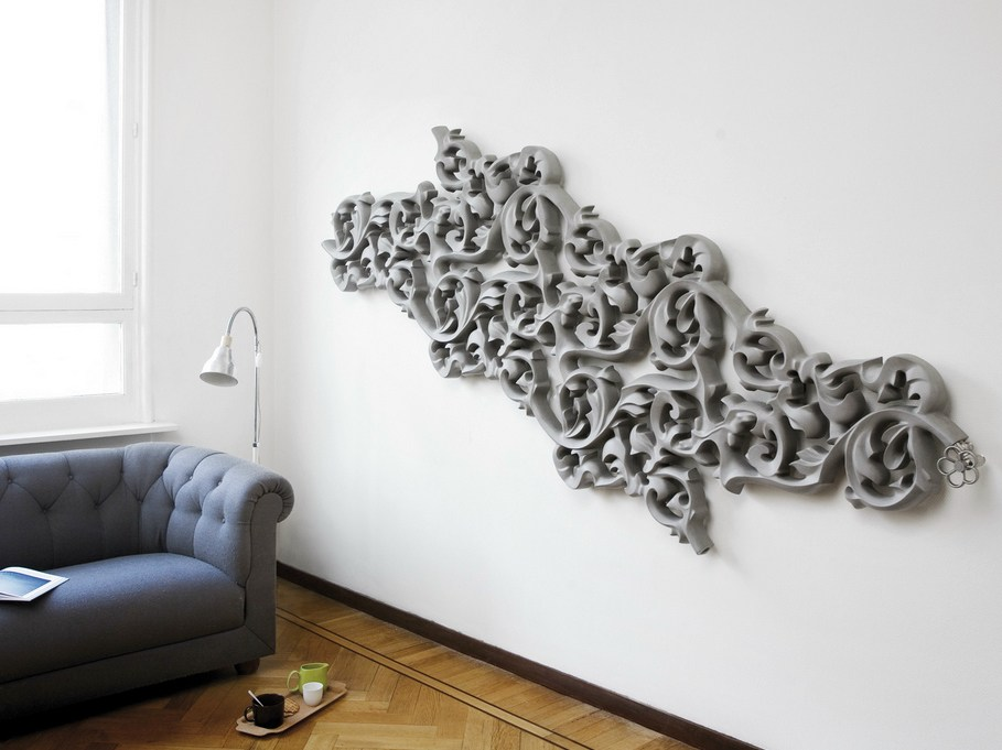 sublime swirl nature inspired radiator