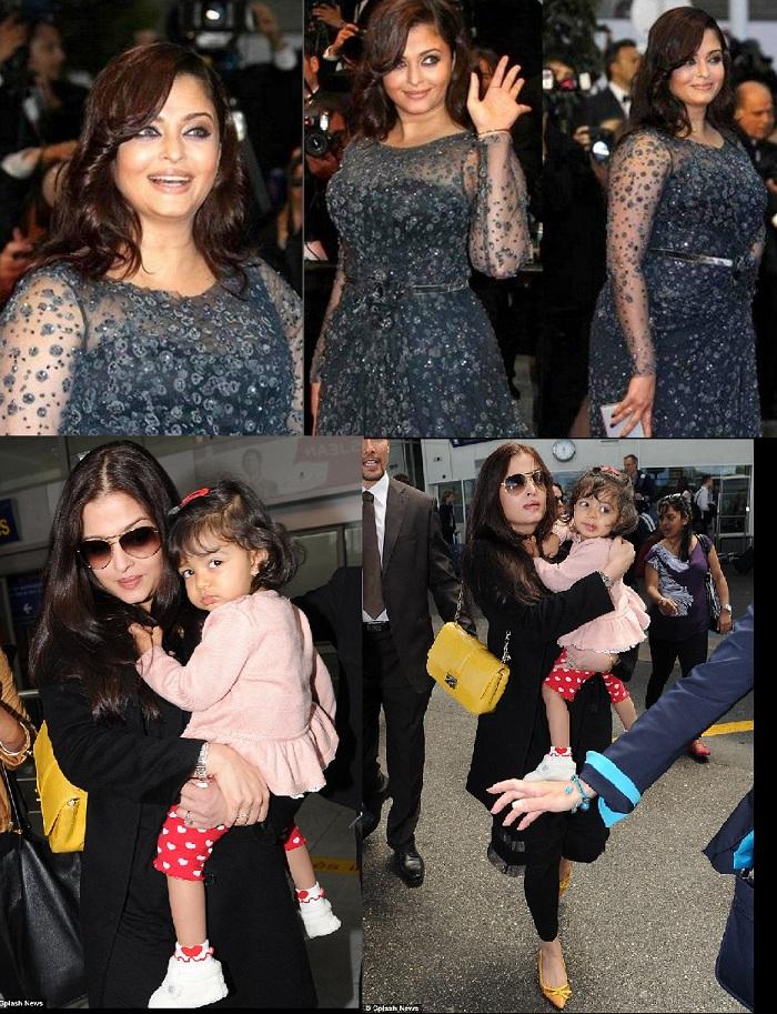 Aishwarya Rai gives birth to baby girl | Mumbai News ...  |Aishwarya After Baby Birth