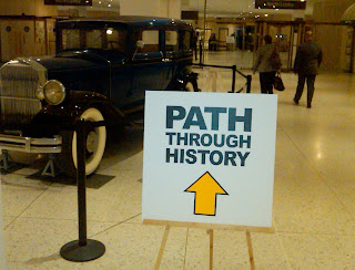 Commentary: Path Through History Project Meeting