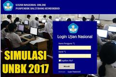 Unduh VHD Simulasi 2 UNBK Tahun 2017