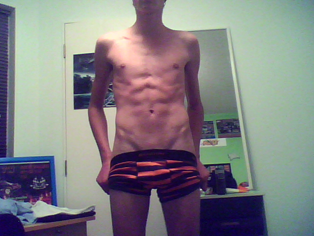 Teen In Boxer Briefs 113