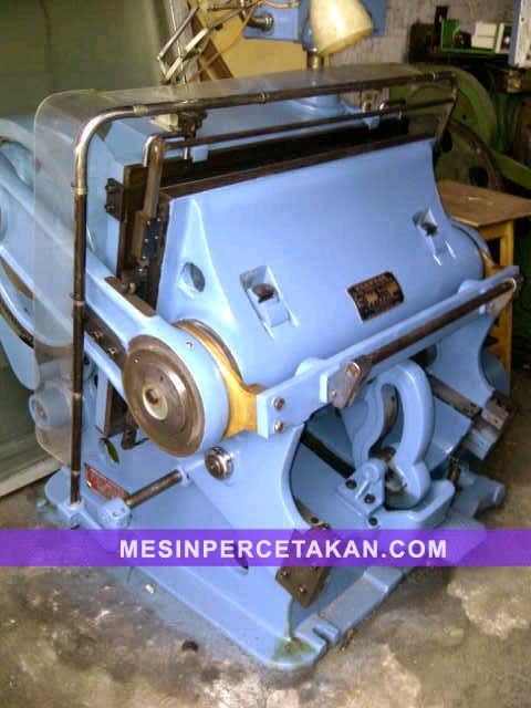 Mesin Pon Kertas PYC 201 | Size 88 x 61 cm | Year 1997