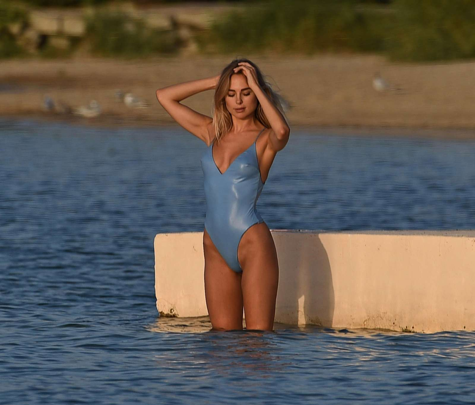 Kimberley Garner Latest Stills
