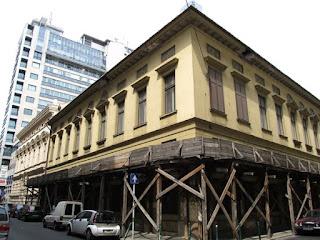 Pollack palotája parlagon