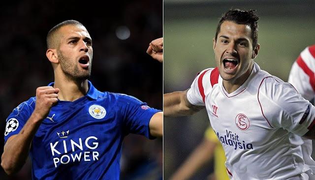 Sevilla vs Leicester City en vivo