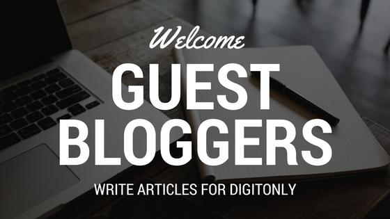 guest blogging kaha kare