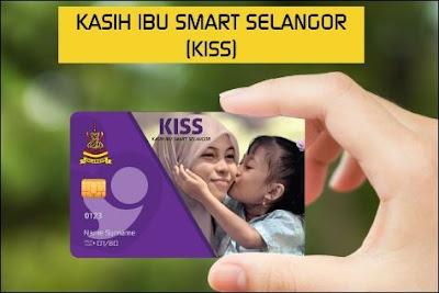 Pendaftaran Kasih Ibu Smart Selangor (KISS) 2018 Online