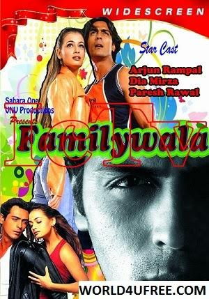 Familywala (2014) Hindi Movie *DVD*