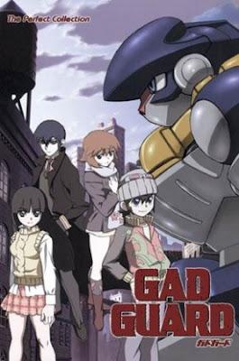 Gad Guard – Todos os Episódios
