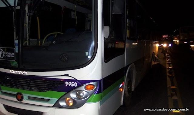 Homem é esfaqueado dentro de ônibus coletivo em Nossa Senhora do Socorro