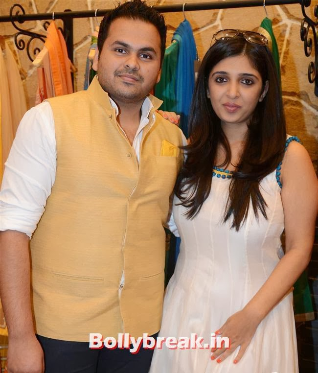 Sonam and Paras Modi at, Mandira Bedi & Kajal Aggarwal at HUE Store Launch